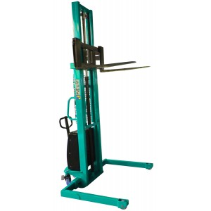 ESB-S with straddle leg and adjustable forks